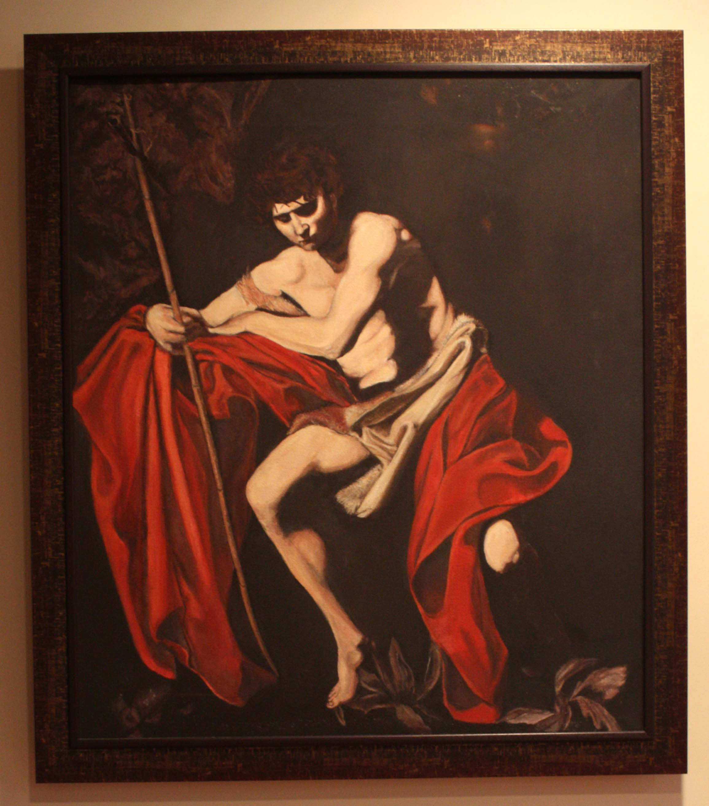 """Caravaggio  Reproduction"""