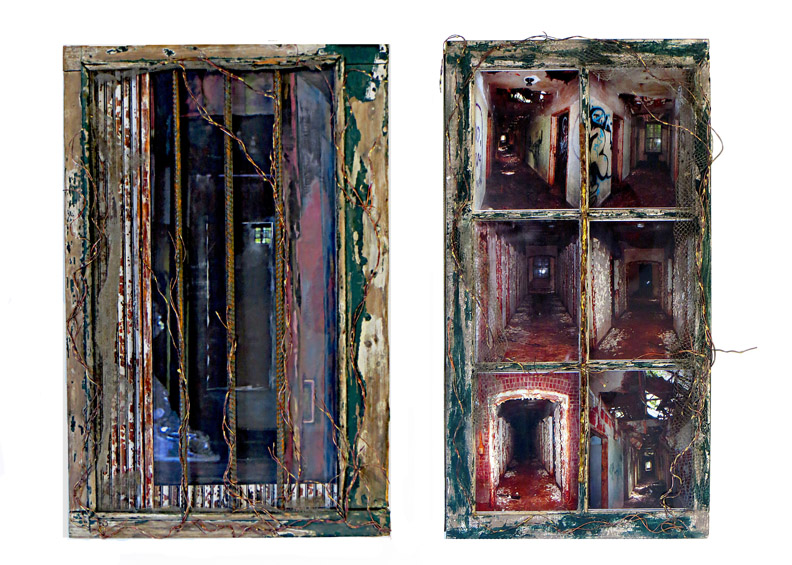 """Pathways Diptych"""